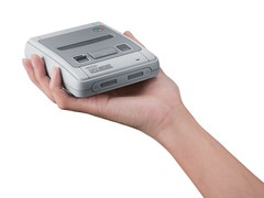 Nintendo Classic Mini: Super Nintendo Entertainment System (20 игр в комплекте)