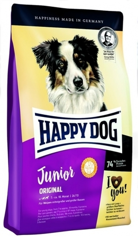 Happy Dog Junior Original 4 кг