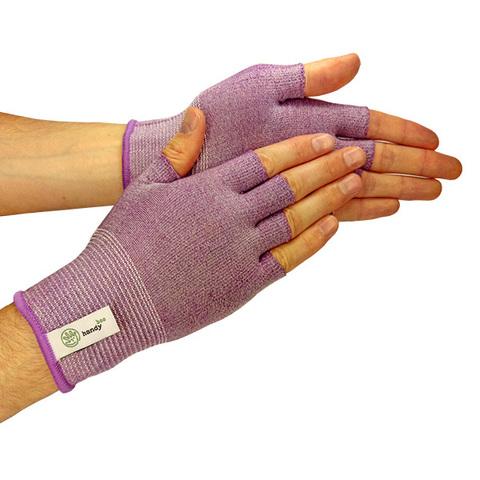 Подперчатки бамбуковые HANDYboo EASY LILAC (сиреневые)