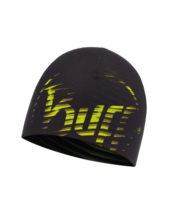 Двухслойная полиэстровая шапка Buff Optical Yellow Fluor