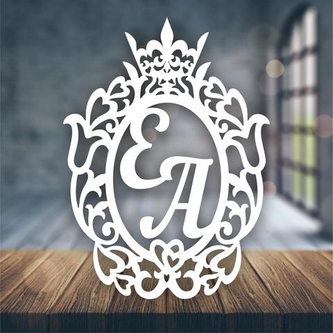 Семейный герб №32