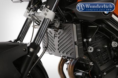 Защита радиатора охлаждения (решетка) BMW F800R черный