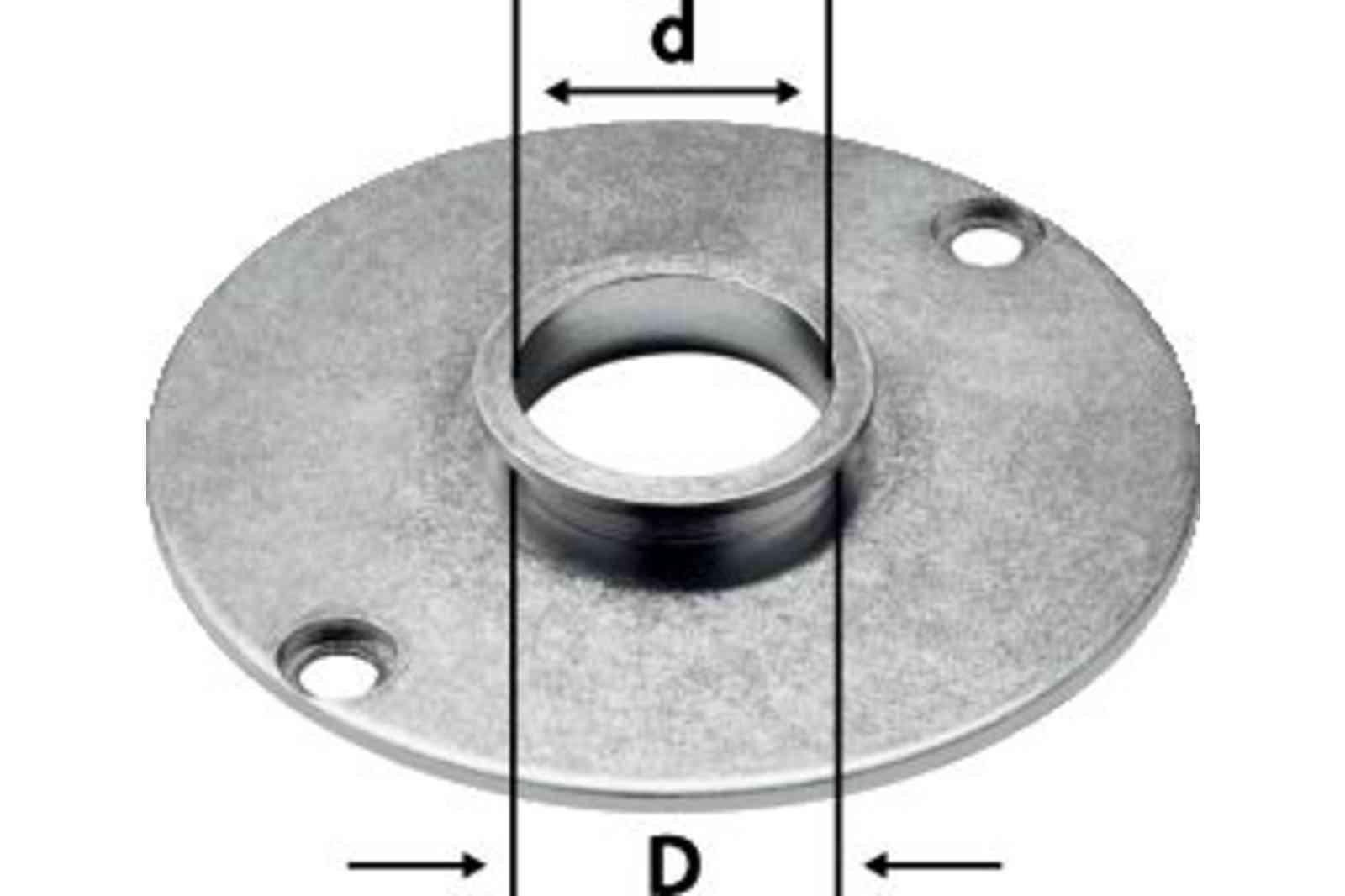 Кольцо копировальное KR-D 24,0/VS 600-SZ 20 Festool 490771