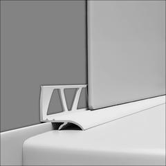 Бордюр для ванны под плитку (17 мм)