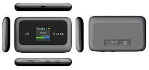 ZTE MF910L (ALTEL) 2G/4G мобильный WiFi роутер без разъемов (Универсальный)