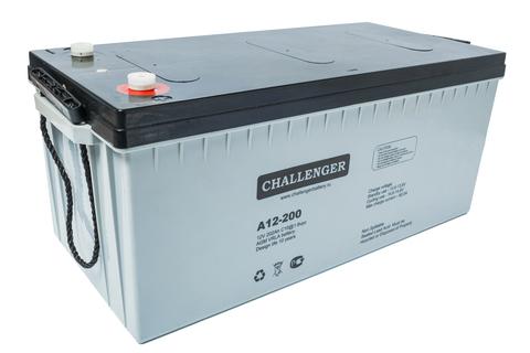 Аккумуляторы Challenger A12-200 - фото 1