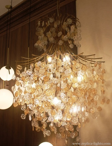 murano chandelier  ARTE DI MURANO 11-60 by Arlecchino Arts ( HK)