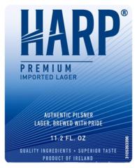Пиво Harp Lager