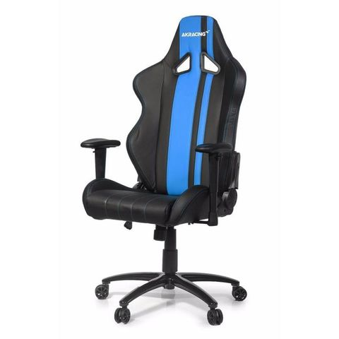 Игровое Кресло AKRacing RUSH (AK-RUSH-BL) black/blue