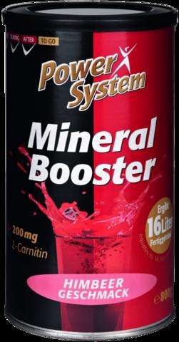 Минерал Бустер, 800 гр, (малина) Пауэр систем