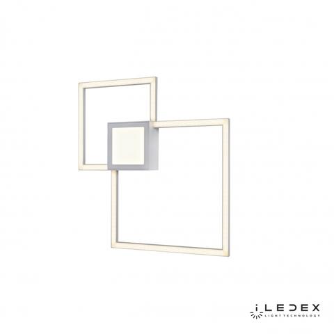 Настенный светильник iLedex Galaxy X046424 24W 3000K WH