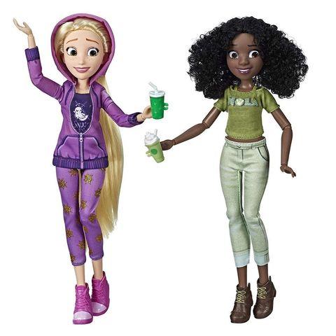Набор кукол Рапунцель и Тиана - Ральф против Интернета, Disney