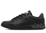 Кроссовки Женские Adidas Originals X Raf Simons Stan Smith Black