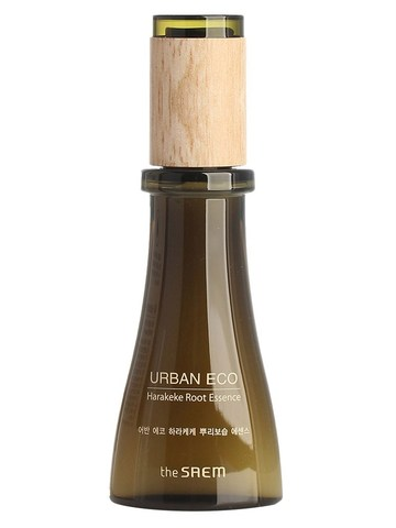 Эссенция с экстрактом корня новозеландского льна The Saem Urban Eco Harakeke Root Essence, 55мл