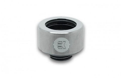 EK-HDC Fitting 16mm G1/4 - Black Nickel
