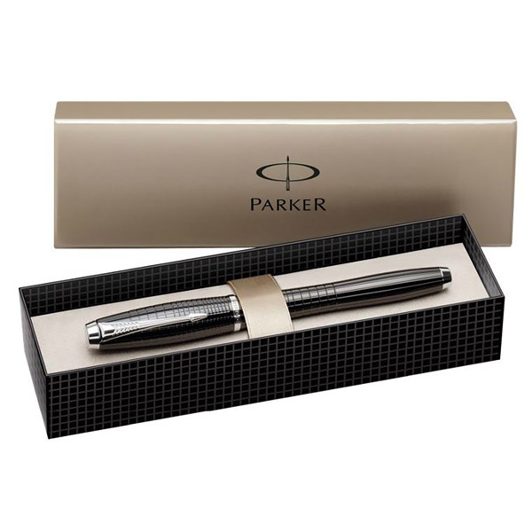 Parker Urban - Metro Metallic CT, перьевая ручка, F