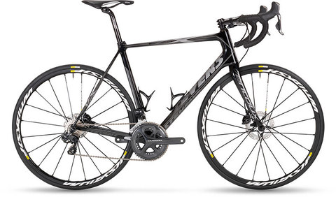 Велосипед Stevens Ventoux Disc (2016) Эксклюзивно в Интернет-магазине Ябегу по специальной цене