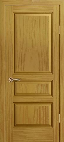 Дверь Океан Neo Classica Марсель , цвет ясень шервуд, глухая