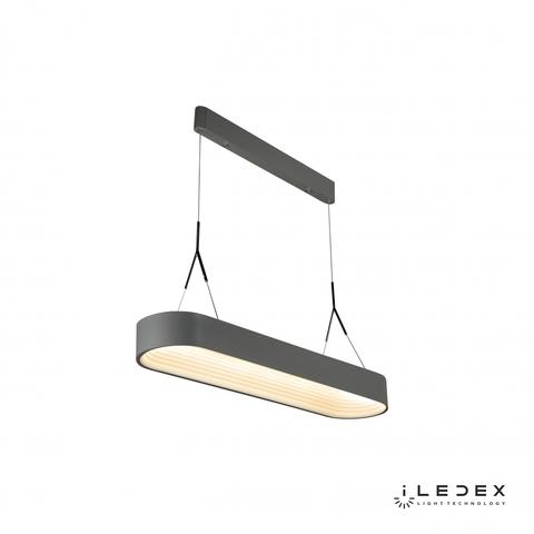 Подвесная люстра iLedex Bend 8330E-GR