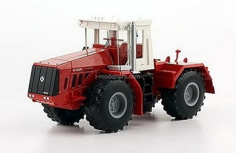 Tractor K-744R1 Kirovets 1:43 Hachette #109