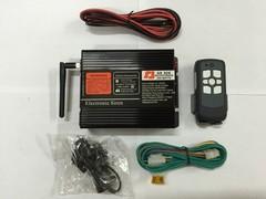 Усилитель ESAS-928 200w (Микрофон+голос X-5) пульт черный, шт