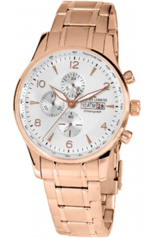 Купить Наручные часы Jacques Lemans 1-1844M по доступной цене