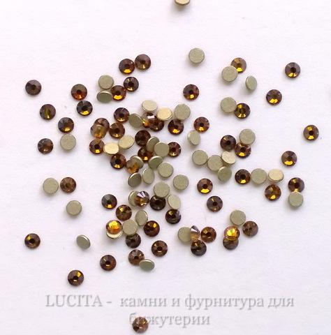 2058 Стразы Сваровски холодной фиксации Crystal Copper ss 5 (1,8-1,9 мм), 20 штук (WP_20140814_14_08_27_Pro)