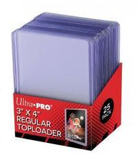 Ultra Pro - Жесткие прозрачные протекторы (toploader)