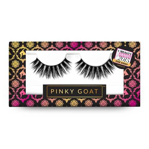 РЕСНИЦЫ Pinky Goat Natural Collection «HESSA»