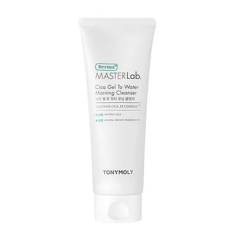 Очищение TONYMOLY Derma Master Lab Cica Gel To Water Morning Cleanser 185ml