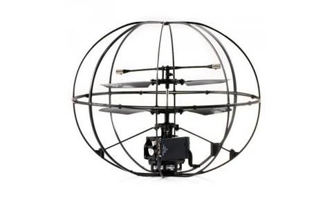 Радиоуправляемый вертолет-шар HappyCow Robotic UFO 777-310