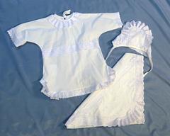 Набор крестильный для девочки