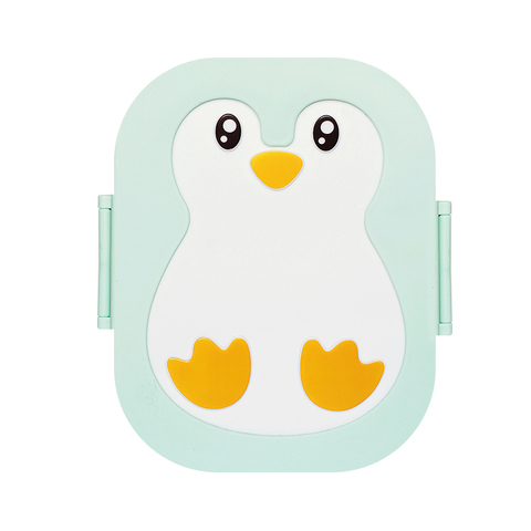 Ланчбокс Penguin Mint