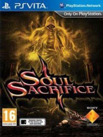 Sony PS Vita Soul Sacrifice (английская версия)