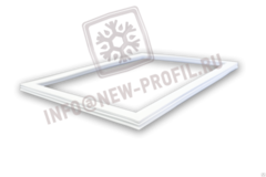 Уплотнитель 65*54 см для холодильника Sharp, Шарп (морозильная камера) Профиль 017/003