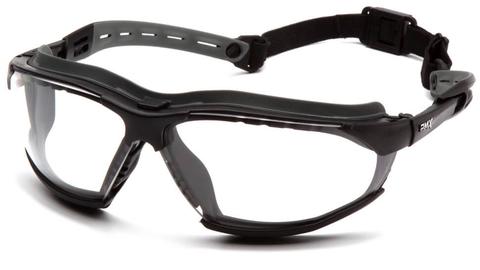 Очки баллистические тактические Pyramex Isotope GB9410STM Anti-fog прозрачные 96%