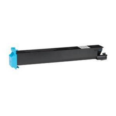 Совместимая туба TN-214C Katun голубая для Konica Minolta C200