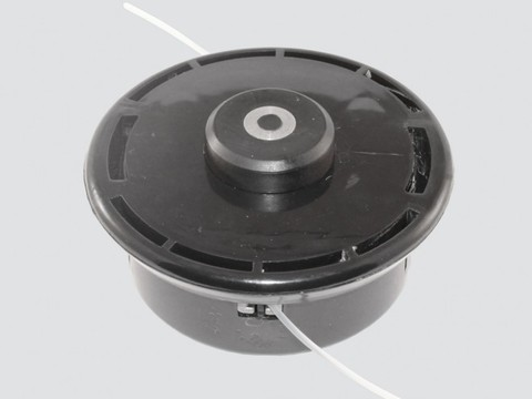 Катушка ( шпуля ) с леской для бензокосы (M10x1,25 левая)