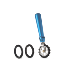 Marcato Marcato pasta cutting wheel light blue