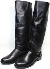 Сапоги зимние женские натуральная кожа Richesse R-458