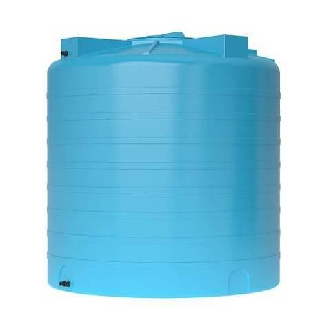Бак для воды АКВАТЕК ATV 2000 (с поплавком, цвет синий)