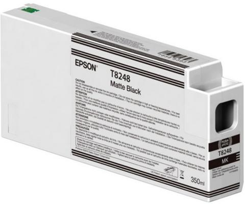 Картридж T824800 для Epson SC-P6000/7000/8000/9000 XL Matte Black UltraChrome HDX/HD, 700ml (C13T824800)