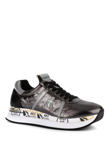 Кожаные кроссовки Premiata Conny 3342