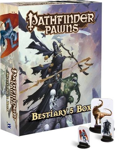 PTHF: Миниатюры Bestiary 5 Box