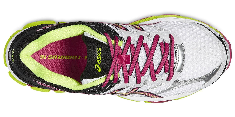 Женские кроссовки для бега Asics Gel-Cumulus 16 (T489N 0120) фото