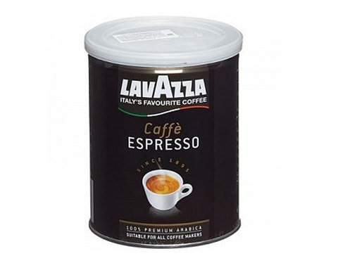 Кофе молотый LavAzza Espresso, 250 г (Лавацца)