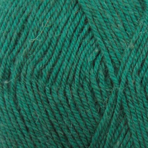 Пряжа Носочная (Пехорка) 875 Зелено-изумрудный - купить в интернет-магазине недорого klubokshop.ru