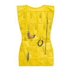 платье для аксессуаров, minimalistic lemon