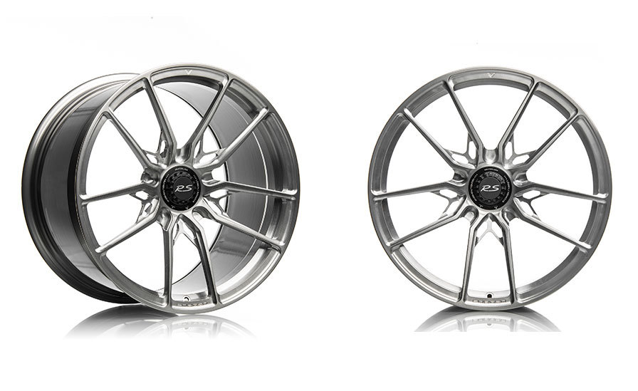 Vorsteiner Nero Forged VCS 002 (Competition Series)