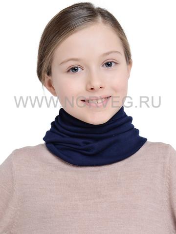 NORVEG МОНСТР баф с шерстью мериноса для детей